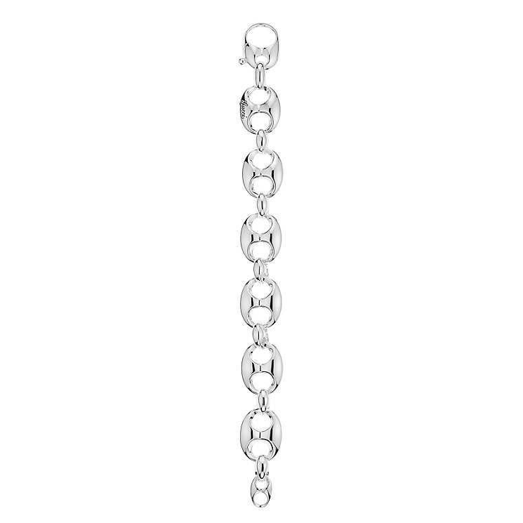 Gucci Marina sterling silver 17cm chain bracelet - Product number 1297325