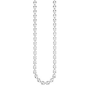 Gucci Marina sterling silver chain necklace - Product number 1297333