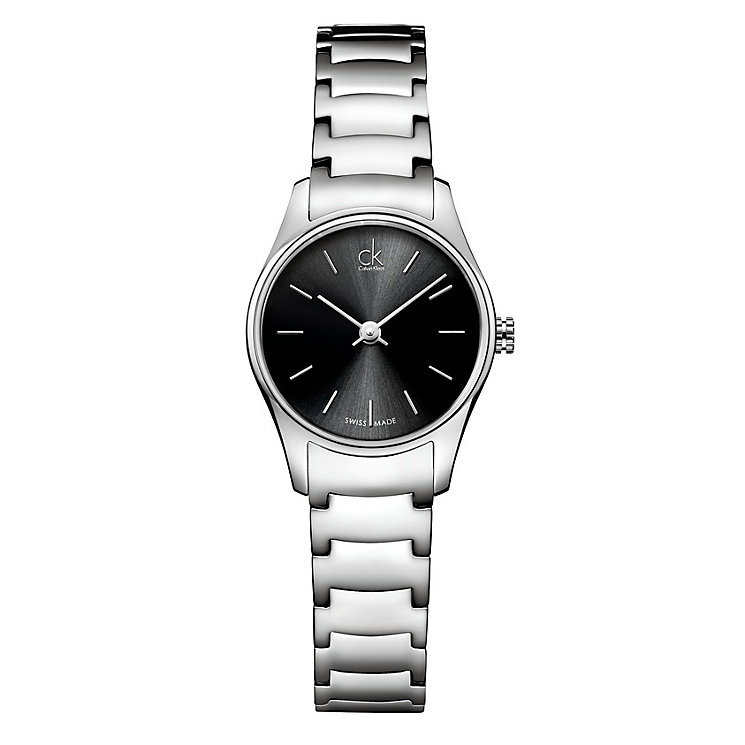 Calvin Klein Classic ladies' stainless steel bracelet watch - Product number 1297554