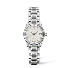 Longines Master Class ladies' stainless steel bracelet watch - Product number 1297562