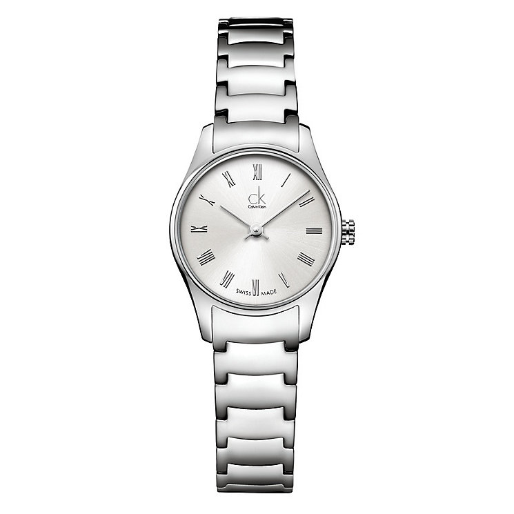 Calvin Klein Classic ladies' stainless steel bracelet watch - Product number 1297600