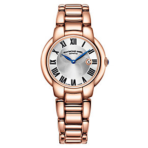 Raymond Weil Jasmine ladies' gold-plated bracelet watch - Product number 1297910