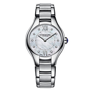 Raymond Weil Noemia ladies' diamond set bracelet watch - Product number 1297945