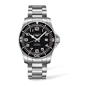 Longines HydroConquest men's stainless steel bracelet watch - Product number 1297953