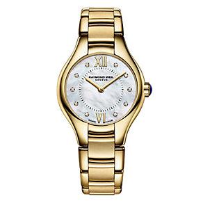Raymond Weil Noemia ladies' diamond set bracelet watch - Product number 1298011