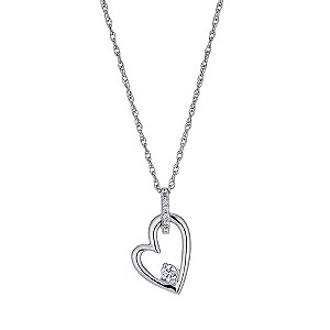 The Forever Diamond 110 Carat Heart Pendant