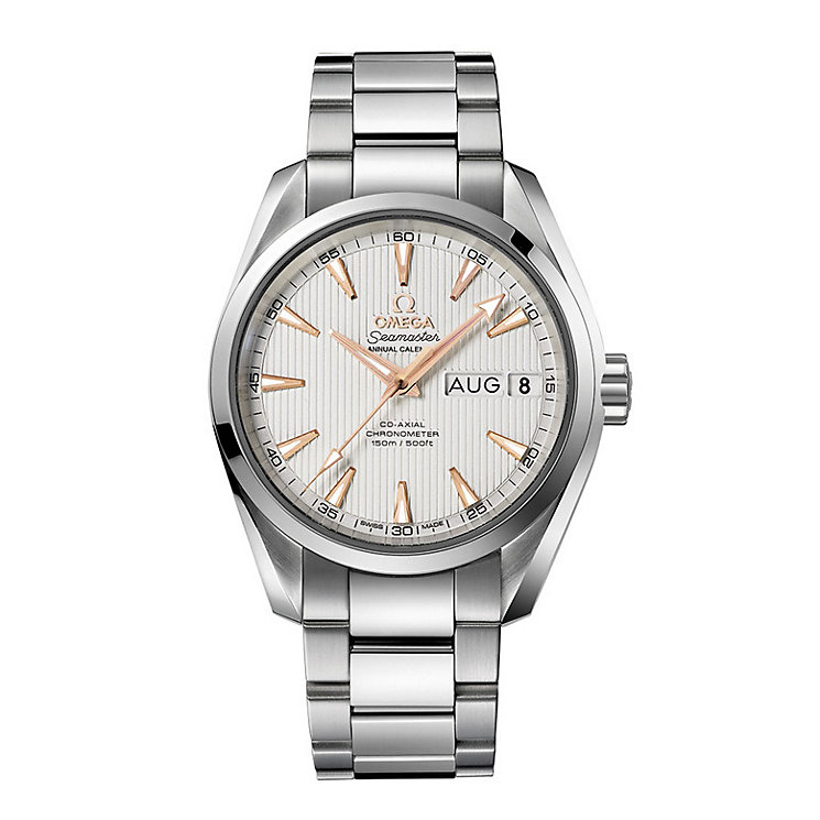 Omega Seamaster Aqua Terra 150M men's bracelet watch - Product number 1300962