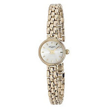 Rotary ladies' 9ct yellow gold bracelet watch - Product number 1301217