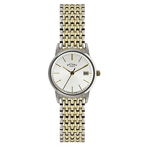 Rotary ladies' silver bracelet watch - Product number 1301446
