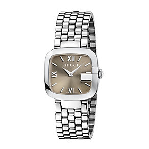 Gucci G-Gucci ladies' medium stainless steel bracelet watch - Product number 1310798