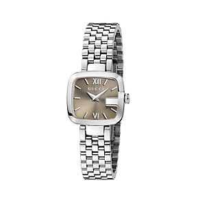 Gucci G-Gucci ladies' small stainless steel bracelet watch - Product number 1310801