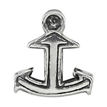Charmed Memories Sterling Silver Anchor Bead - Product number 1313479