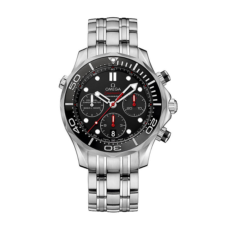 Omega Seamaster Diver 300M men's bracelet watch - Product number 1314270