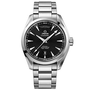 Omega Seamaster men's stainless steel bracelet watch - Product number 1314742