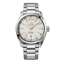 Omega Seamaster Aqua Terra 150M men's bracelet watch - Product number 1314750
