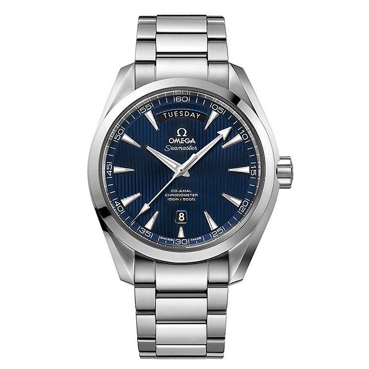 Omega Seamaster Aqua Terra 150m men's bracelet watch - Product number 1314769