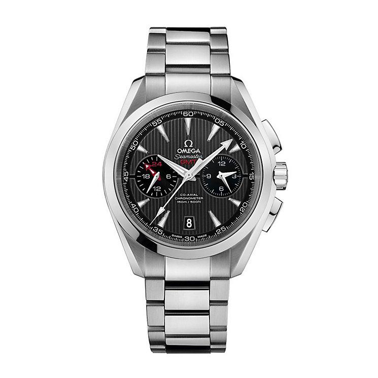 Omega Seamaster Aqua Terra men's steel bracelet watch - Product number 1318276