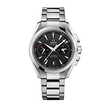 Omega Seamaster Aqua Terra men's steel bracelet watch - Product number 1318276
