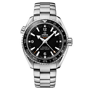 Omega Seamaster men's stainless steel bracelet watch - Product number 1318284