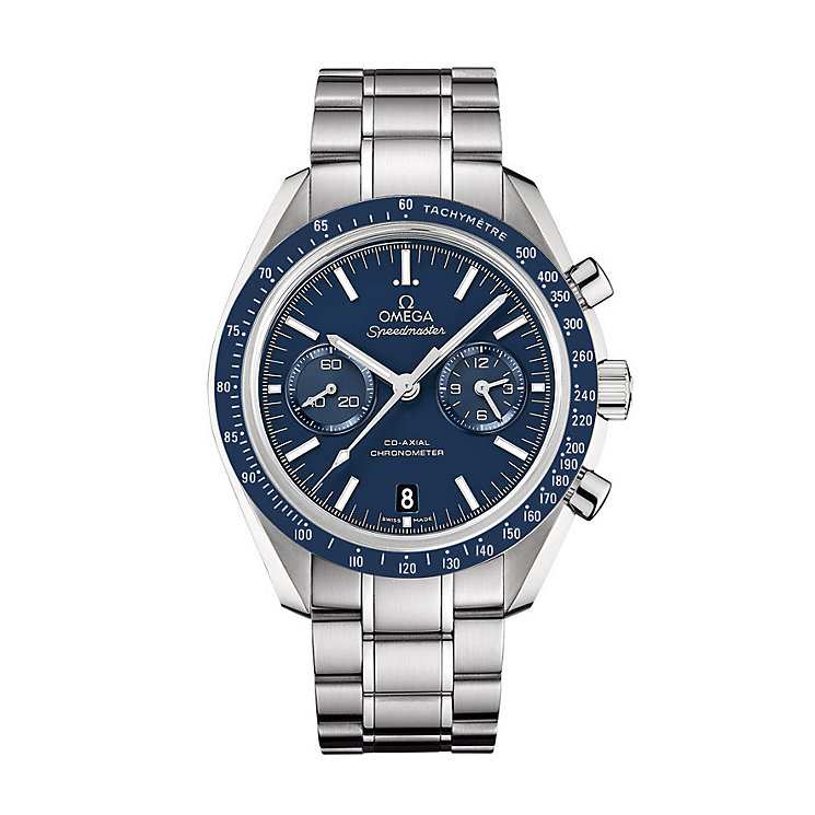 Omega Speedmaster Moonwatch men's bracelet watch - Product number 1318314