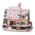 Lilliput Lane Moonlight Cottage Winter - Product number 1318527