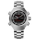 Omega Spacemaster Z-33 men's digital titanium bracelet watch - Product number 1318721