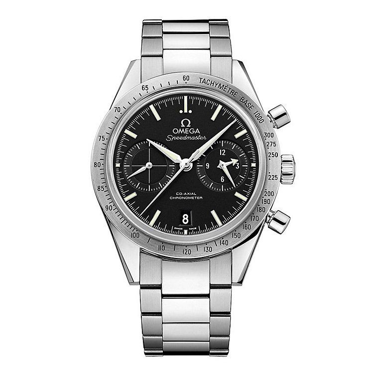 Omega Speedmaster '57 men's stainless steel bracelet watch - Product number 1318748