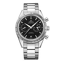 Omega Speedmaster '57 men's stainless steel bracelet watch - Product number 1318748