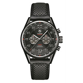 Tag Heuer Carrera Calibre 36 Flyback titanium strap watch - Product number 1318934