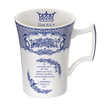 Jubilee Heritage Royal Baby Commemorative Mug - Product number 1319108