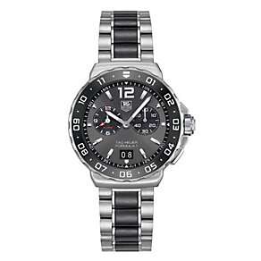 Tag Heuer Formula 1 men's two colour bracelet watch - Product number 1320688