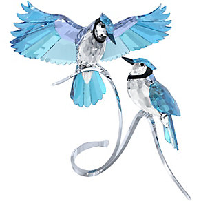 Swarovski Crystal Blue Jays - Product number 1320866