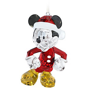 Swarovski Disney Crystal Mickey Christmas Ornament - Product number 1321188