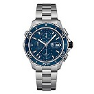 TAG Heuer Aquaracer men's stainless steel bracelet watch - Product number 1321269