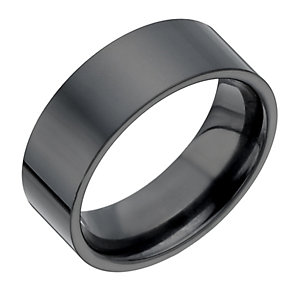Black Ceramic Ring - Product number 1334271