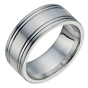 Cobalt 9mm Matt Ring - Product number 1335642