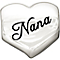 Chamilia Sterling Silver Nana Heart Bead - Product number 1347217