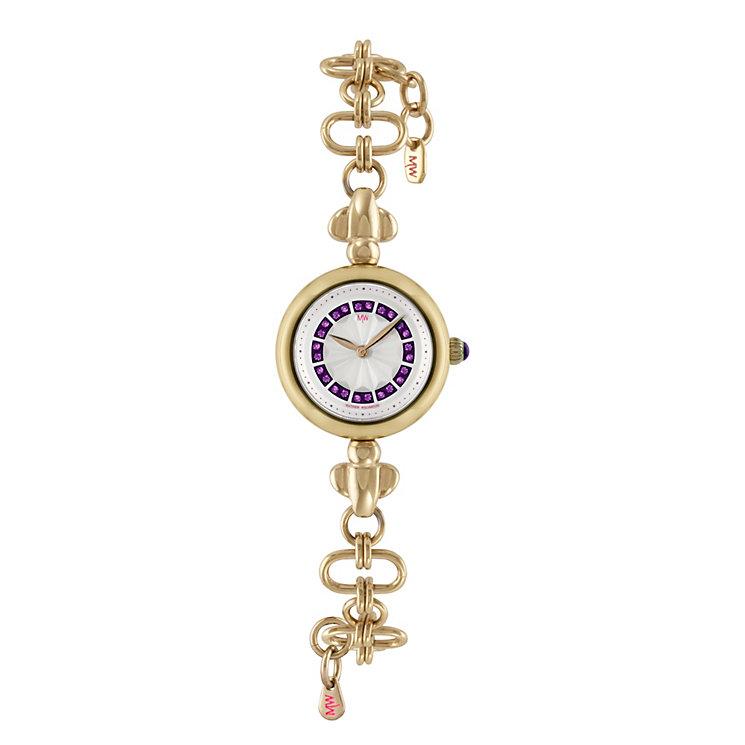 MW by Matthew Williamson Ladies' Bracelet Watch - Product number 1347233