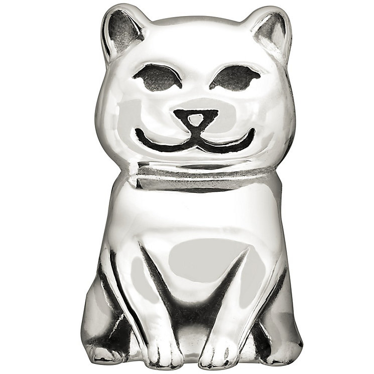Chamilia Cat Sterling Silver Bead - Product number 1347306