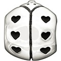 Chamilia Ladybug Sterling Silver Bead - Product number 1347349