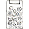 Chamilia With Swarovski Crystal Glimmer Lock Bead - Product number 1347381