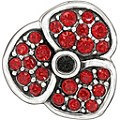 Chamilia With Red Swarovski Crystal Elements Poppy Bead - Product number 1347403