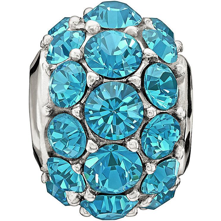 Chamilia With Blue Swarovski Crystal Splendour Bead - Product number 1347446