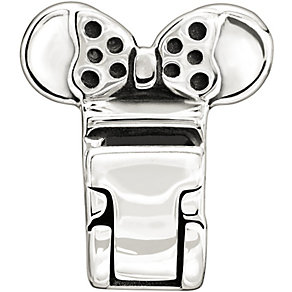 Chamilia Disney Minnie Mouse Sterling Silver Lock Bead - Product number 1347497