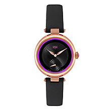 MW by Matthew Williamson Ladies' Leather Strap Watch - Product number 1347764