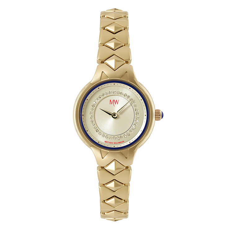 MW by Matthew Williamson Ladies' Bracelet Watch - Product number 1347829
