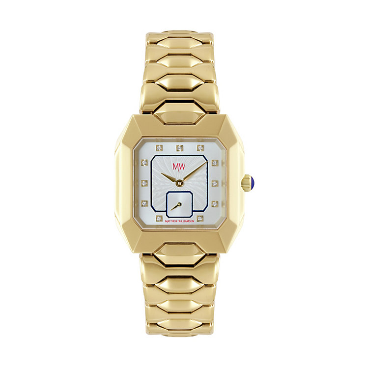 MW by Matthew Williamson Ladies' Bracelet Watch - Product number 1347853