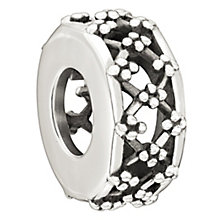 Chamilia Happy Hour sterling silver bead - Product number 1348795