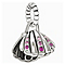 Chamilia Ariel's Shell with Swarovski crystal charm - Product number 1349007