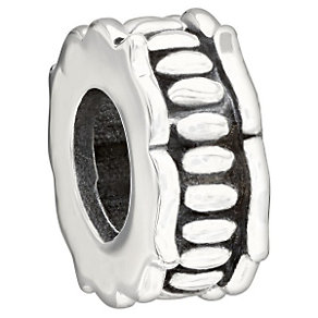 Chamilia sterling silver stripes bead - Product number 1349074